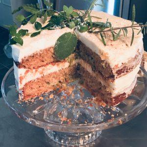 Gluten-Free Green Tomato Cake