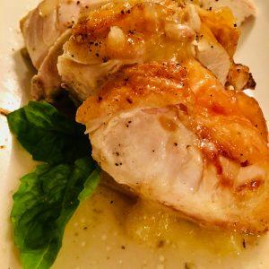 Easy Peasy Lemon Garlic Chicken