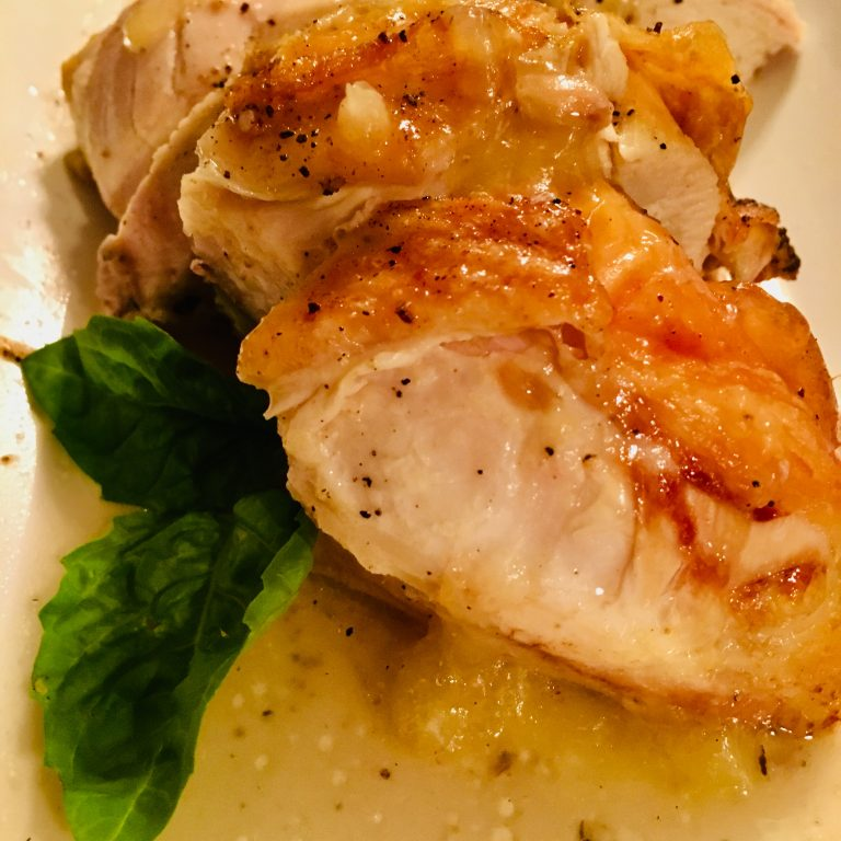 Easy Peasy Lemon Garlic Chicken