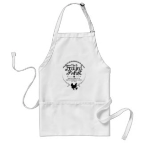 The Frayed Knot - Crest Apron